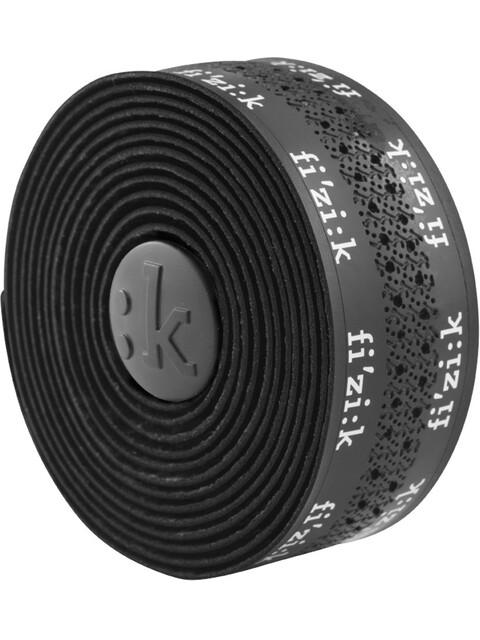 Fizik Superlight Tacky Touch Lenkerband Fizik Logo schwarz
